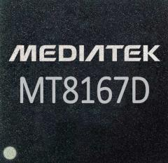MediaTek MT8167D