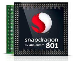 Qualcomm Snapdragon 801 MSM8974AC