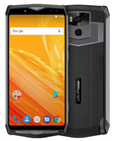 Ulefone Power 5 получение Root прав