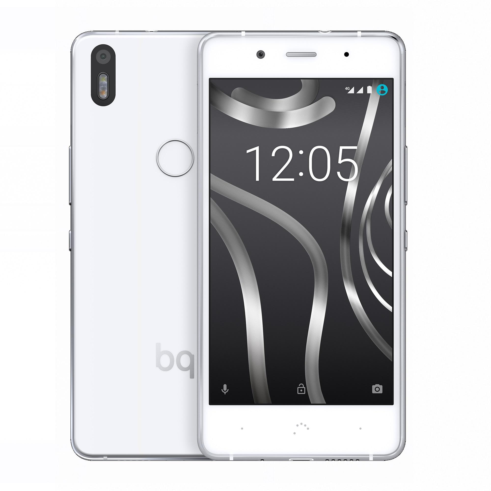 BQ Aquaris X5 Plus видео обзор, фото, характеристики и цена. Скриншот 5