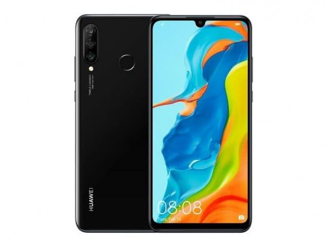 Huawei P30 Lite New Edition прошивка Android 11, Android 10, 9.1(0) скачать бесплатно