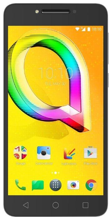 Alcatel A5 Led 5085D Antutu результаты теста