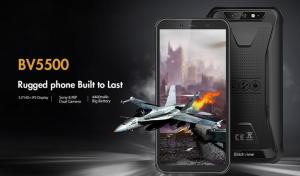 Blackview BV5500 цена, характеристики, обзор видео и фото. Скриншот 2