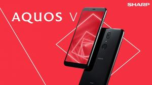 Sharp Aquos V цена, характеристики, обзор видео и фото. Скриншот 2
