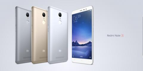Xiaomi Redmi Note 3 Hard Reset сброс до заводских настроек