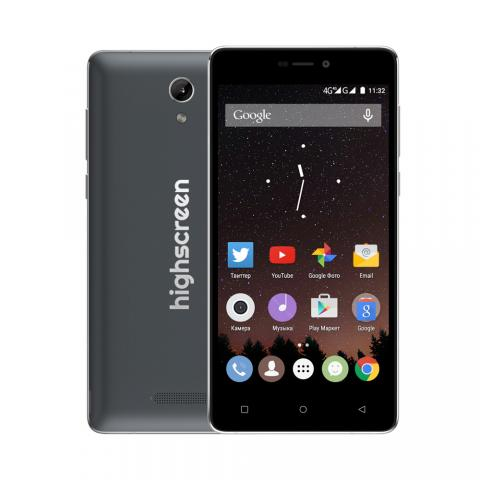 Highscreen Power Five Pro получение Root прав