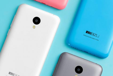 Meizu M2 mini Hard Reset сброс до заводских настроек