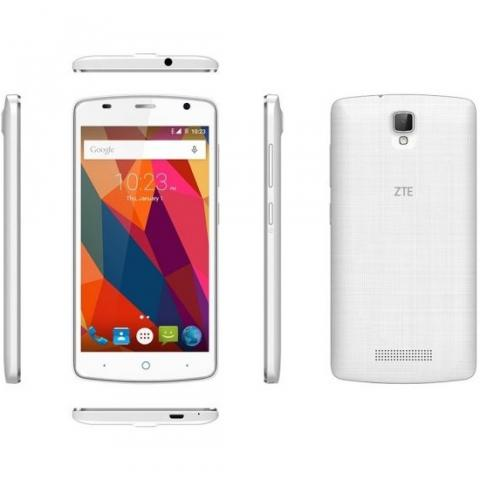 ZTE Blade L5 Plus Hard Reset сброс до заводских настроек